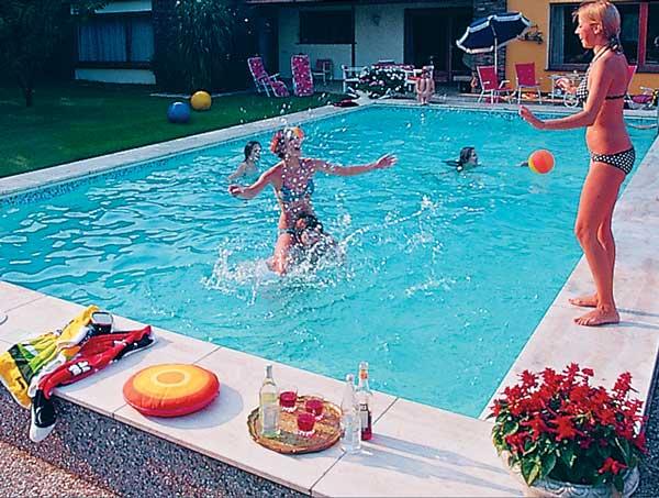 Bodenablauf ablauf schwimmbad pool mit folie ebay for Folie schwimmbad
